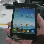 LG Optimus Vu : une date en France pour le premier concurrent du Galaxy Note !