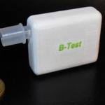 Un éthylotest compatible Smartphones Android