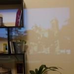 Samsung Galaxy Beam screenshot pico-projecteur