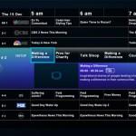 Toshiba MediaGuide – Une application Android pour piloter les TVs de la marque