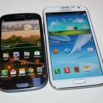 Prise en main du Samsung Galaxy Note 2 et premières impressions