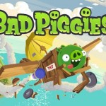 Bad Piggies – Le nouvel opus d'Angry Birds disponible