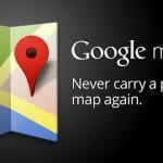 Google Maps – MAJ pour une synchronisation entre les sessions
