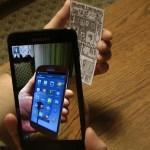 handsonAR – De quoi aurait l'air votre main avec les derniers smartphones [réalité augmentée]