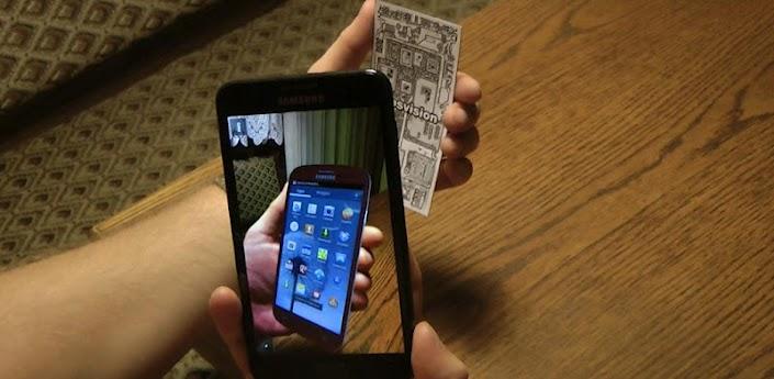 handsonar de quoi aurait l 39 air votre main avec les derniers smartphones r alit augment e. Black Bedroom Furniture Sets. Home Design Ideas
