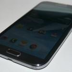 Test en vidéo du Samsung Galaxy Note 2