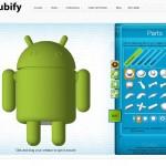 Cubify – Créez votre Bugdroid personnalisé