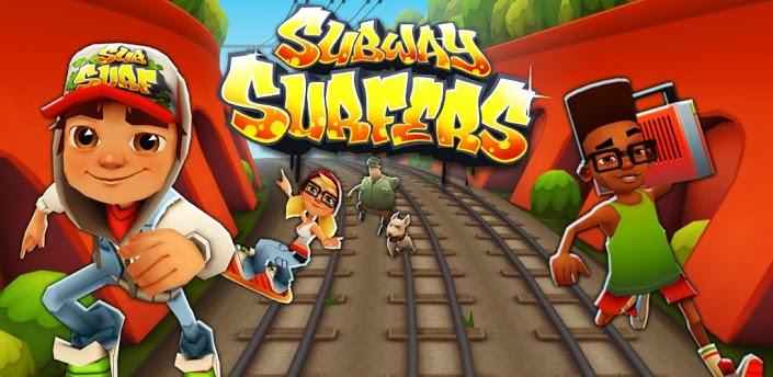 Subway Surfers – Un dérivé de Temple Run