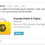 Google Plus – Installez une application directement depuis une url