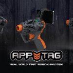 App Tag – Du laser game 2.0