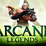 Arcane Legends – Le nouveau MMORPG de Spacetime Studio sur le Google Play
