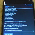Nexus 4 – Une manip pour activer le LTE