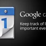 Google Agenda – Nouvelle version avec nouvelle interface utilisateur