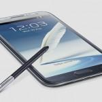 Samsung Galaxy Note II: attention, faille en vue