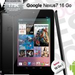 Nexus 7 – 179€ port inclus sur Qoqa.fr