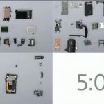 Sony – Des appareils montés sous vos yeux en 5 minutes