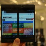 NEC Medias W N05-E – Le smartphone double écran qui se transforme en tablette
