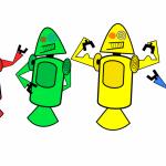 Mascotte Android – Ce à quoi nous avons (heureusement) échappé