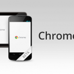 Chrome – Google propose aussi la version beta sur Google Play