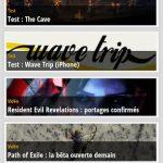 Gamekult – Grosse mise à jour de la version Android