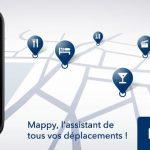 Mappy – Nouvelle version de l'application officielle