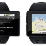 Androidly – Une smartwatch particulièrement grande ou un smartphone particulièrement petit ?
