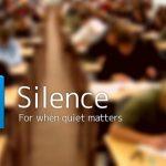 Silence – L'applicaiton de gestion du volume se met à jour