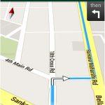 Google Maps Navigation gèrera bientôt les changements de voie ?