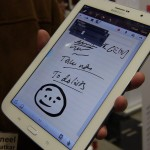 Samsung Galaxy Note 8.0 – Prise en main #MWC2013