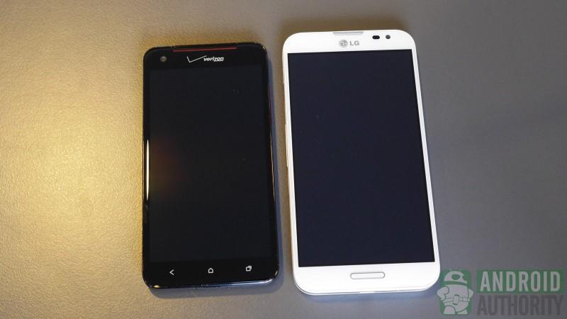 LG Optimus G Pro – Spécifications techniques officielles, photos et