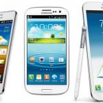 L'arrivée du Samsung Galaxy S4 retardée