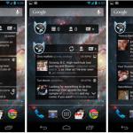 Falcon Pro – Une mise à jour avec widgets personnalisables