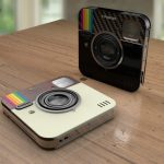 Polaroid Socialmatic – Pour partager et imprimer vos photos avec un appareil aux couleurs d'Instagram