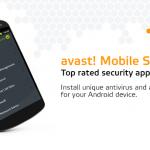 Avast Mobile prend Gmail (et d'autres) en grippe
