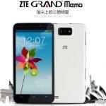 ZTE Grand Memo sera lancé sur le marché chinois  jeudi 28 mars