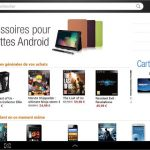 Amazon – L'application Android disponible en version tablette