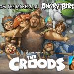 The Croods – Rovio prépare une adaptation du film d'animation DreamWorks