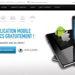 CreateYourApps – Créez votre application Android gratuitement pour le lancement du service