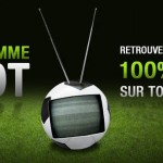Programme Football TV – Nouvelle version disponible