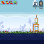 Angry Birds Friends arrive sur Android