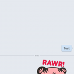 Facebook Messenger – Les stickers officiellement disponibles