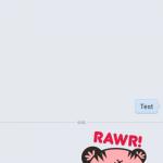 Facebook Messenger – Les stickers officiellement disponibles