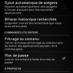 Play Store – Une nouvelle mise à jour mineure