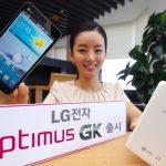 LG Optimus GK – Un 5 pouces avec une batterie de Note 2