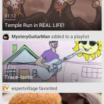 Youtube – Mise à jour de l'application Android
