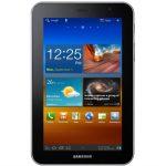 Samsung Galaxy TAB 7.0  Plus – la mise à jour 4.1.2 jelly bean en cours