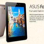 Asus FonePad – Une version 32 Go prévue