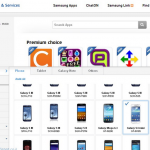 Le Samsung Galaxy S IV mini apparaît sur le site de Samsung Apps