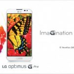 Optimus G Pro – Lancement le 30 mai pour l'Asie