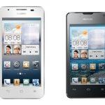 Huawei lance les Ascend Y300 et Ascend G510 à Taïwan